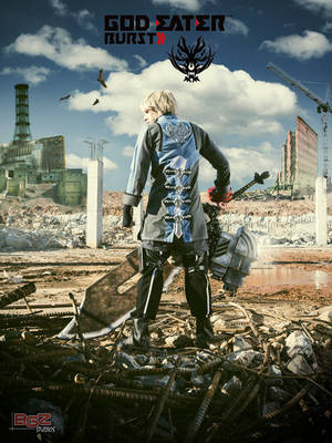God Eater: Burst Cosplay - Desolation by bgzstudios