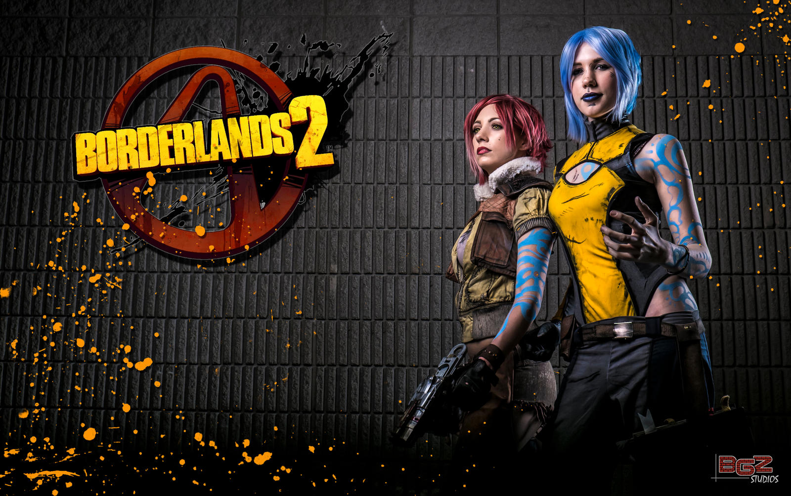 Borderlands 2 Sirens Cosplay 1 by bgzstudios