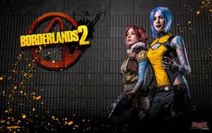 Borderlands 2 Sirens Cosplay 1