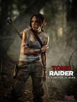 Tomb Raider Reborn Cosplay - Injury Sustained..