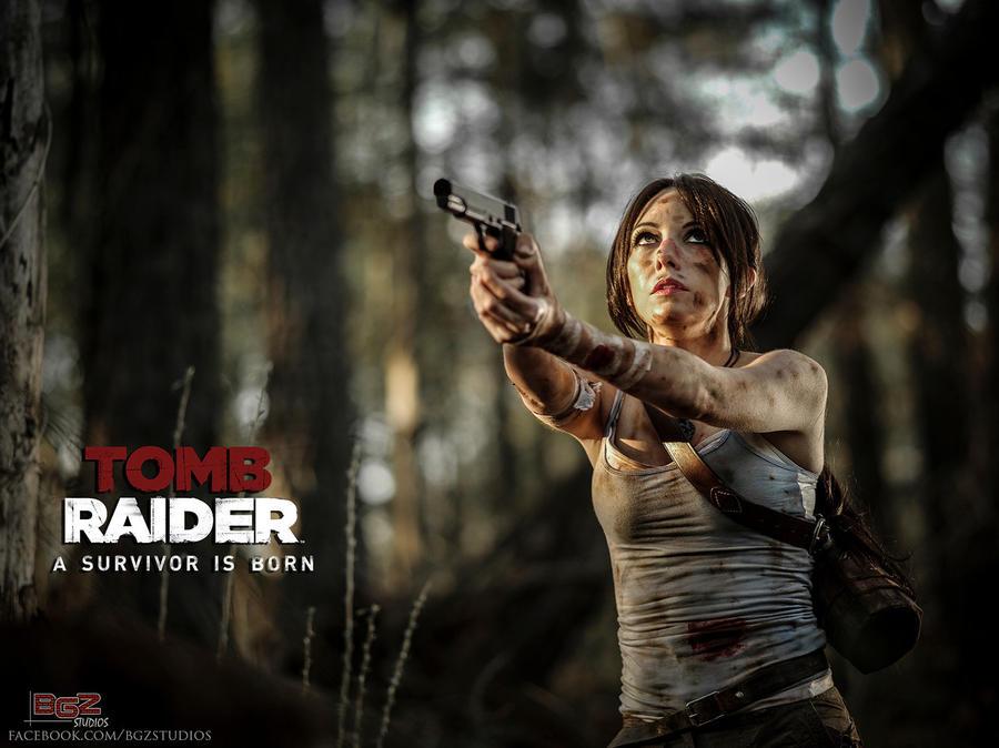 Tomb Raider Reborn Cosplay - I will overcome.. by bgzstudios
