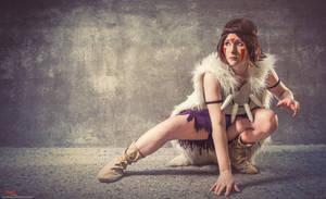 Princess Mononoke Cosplay - Rising of San