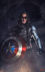 Winter Soldier - Anger Issues..