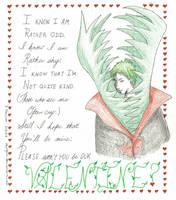 Zetsu's Valentine by objoyful