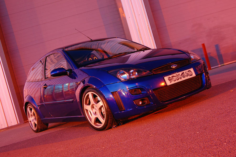 Ford Focus Mk1 Rs 350bhp By Logunsolo22 On Deviantart