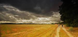 Storm coming by iisjah