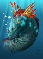 Sea Dragon by iisjah