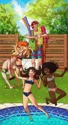 Let the fun begin! by iisjah