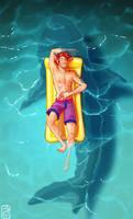Calming swim