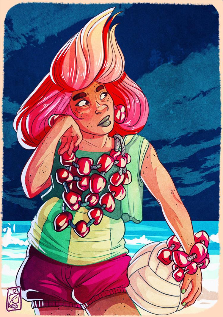 Pomegranate by iisjah