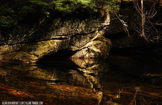 Karkonosze 10 - Little pond cave