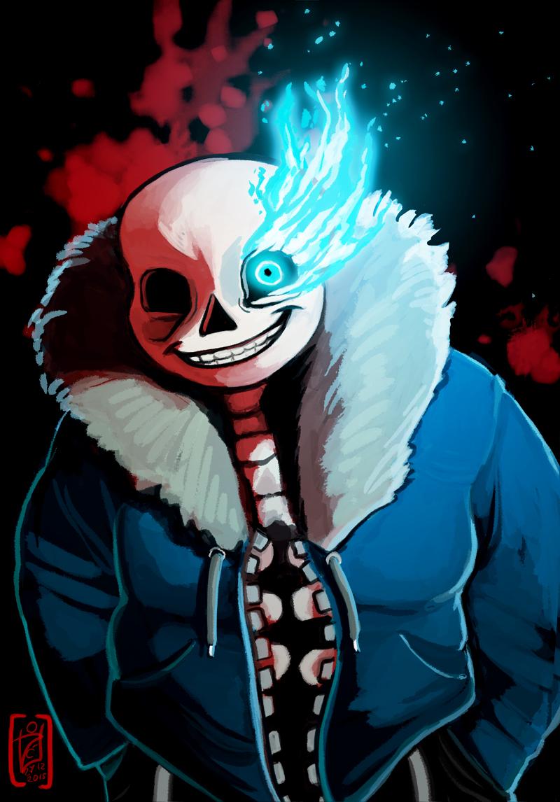Spooky scary skeleton by iisjah on deviantart - Scary skeleton games ...