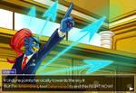 Cornered - Undyne: Ace Attorney