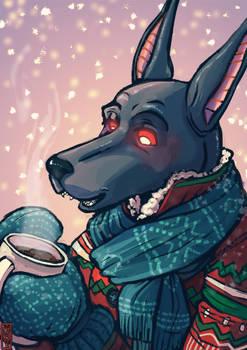 Winter Feelings - commission