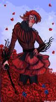 Poppy field - OC-pageant 2020 theme 2