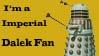 Imperial Dalek Stamp by GeneralDroid