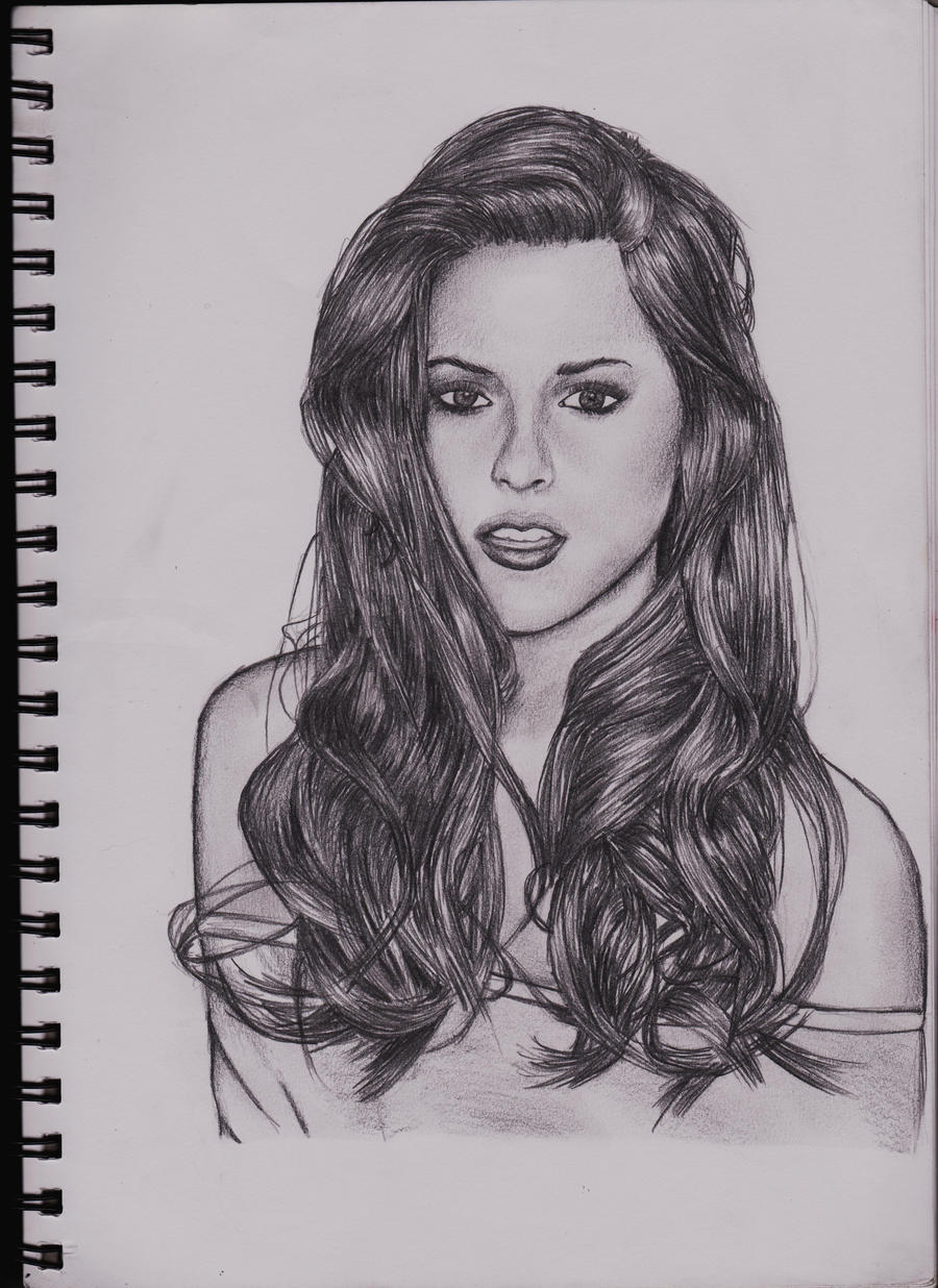 This is an image of Sizzling Drawing Of Beautiful Girls