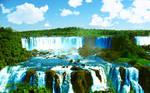 Heavenly Waterfalls