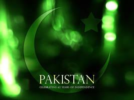 Happy Birthday Pakistan by salmanarif