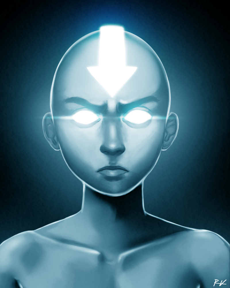 Movie Avatar State Aang: ReneeViolet (Renee Violet) On DeviantART