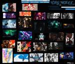 TagWall August-September  2012