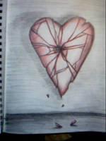 Broken Heart by Somewhatdestroyed