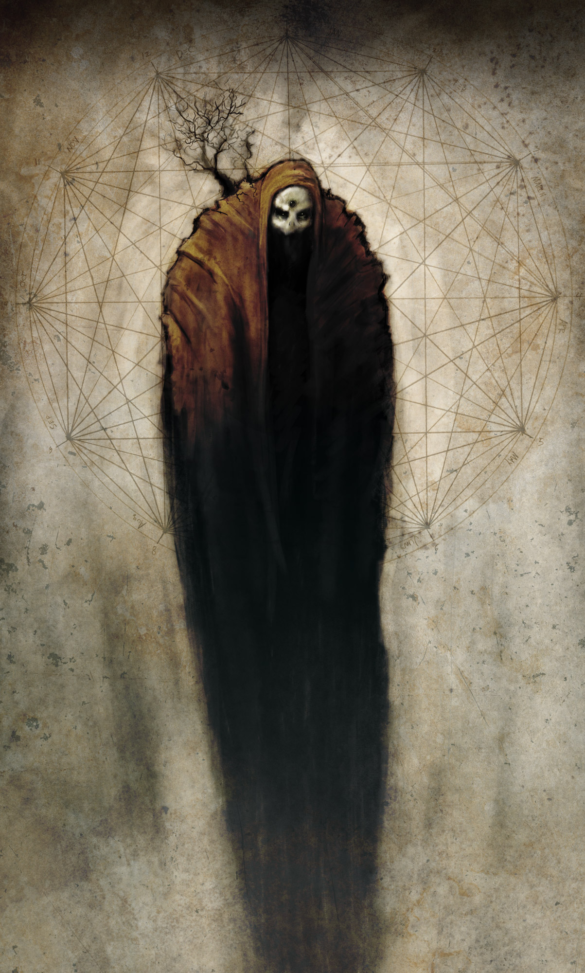Speed Painting 0ct 20 09 by menton3