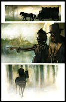 Silent Hill Past Life page 2 by menton3
