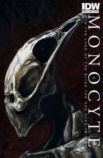 Monocyte Cover 1B by menton3