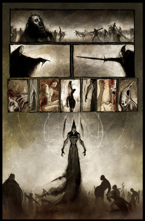 Monocyte Book 1 page 6 by menton3