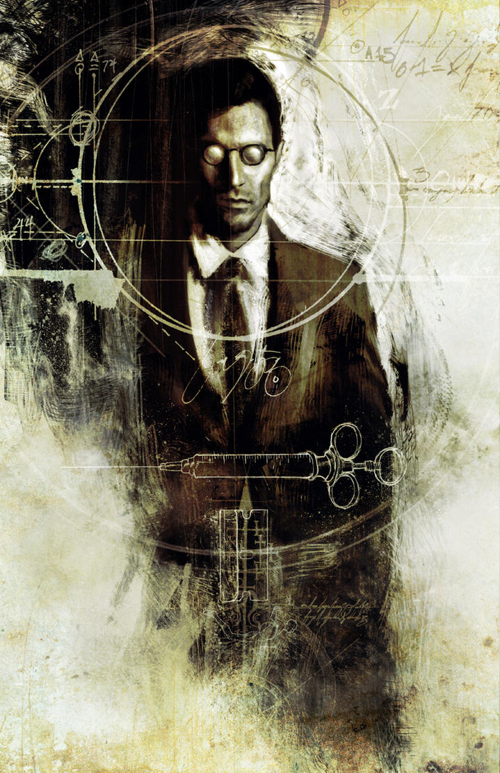 Reanimator Herbert West by menton3