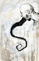 Tentacle Mouth by menton3