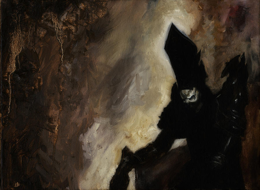 Azrael painting 1 by menton3