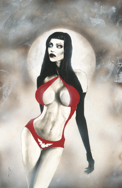 Vampirella by menton3