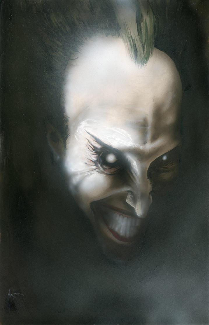 Joker .01 by menton3