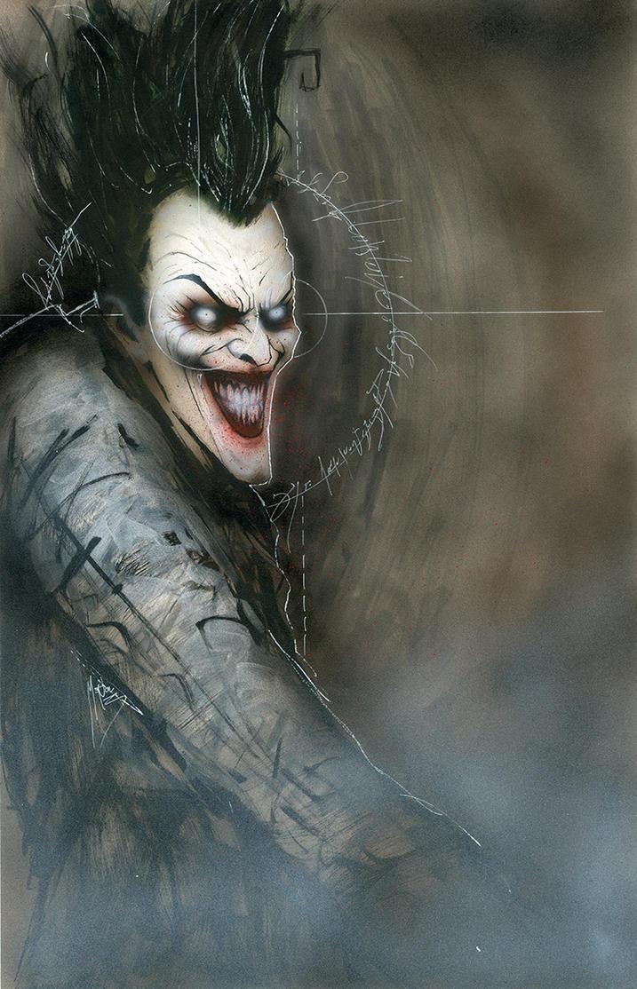 Joker .02 by menton3