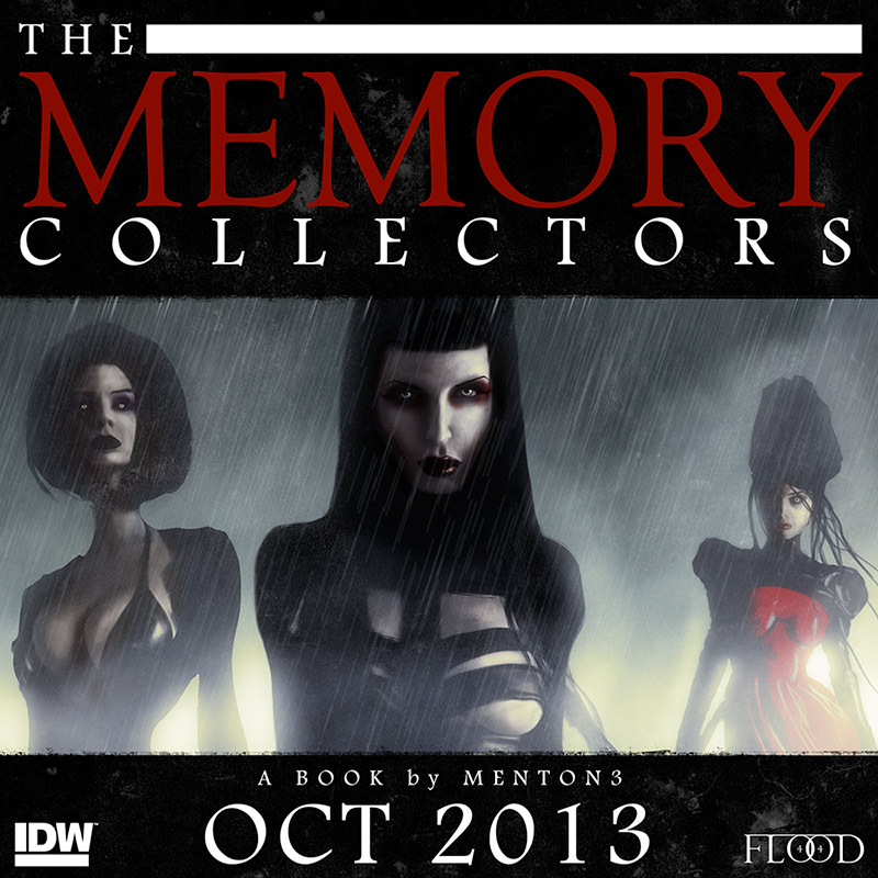 Praise for The Memory Collector