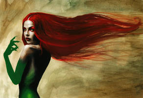 Posion Ivy by menton3