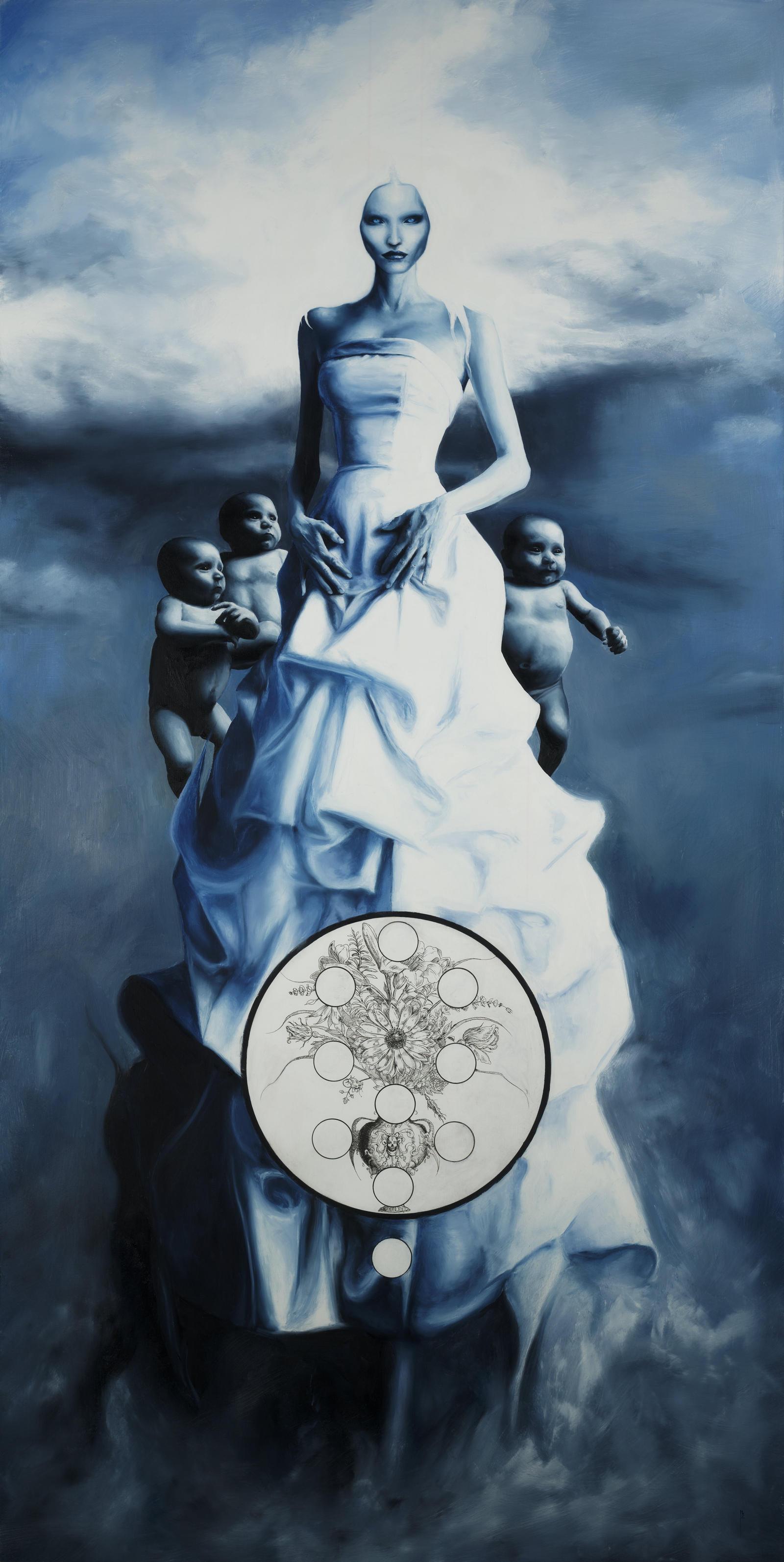 Melancholia 2-Philo Sophia by menton3