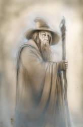 Gandalf The Grey1 M3 by menton3