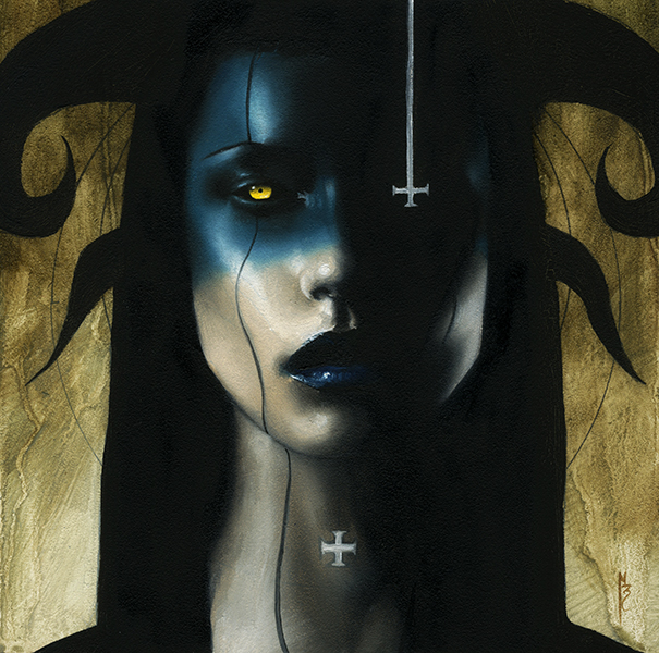 Sirens call 1 by menton3