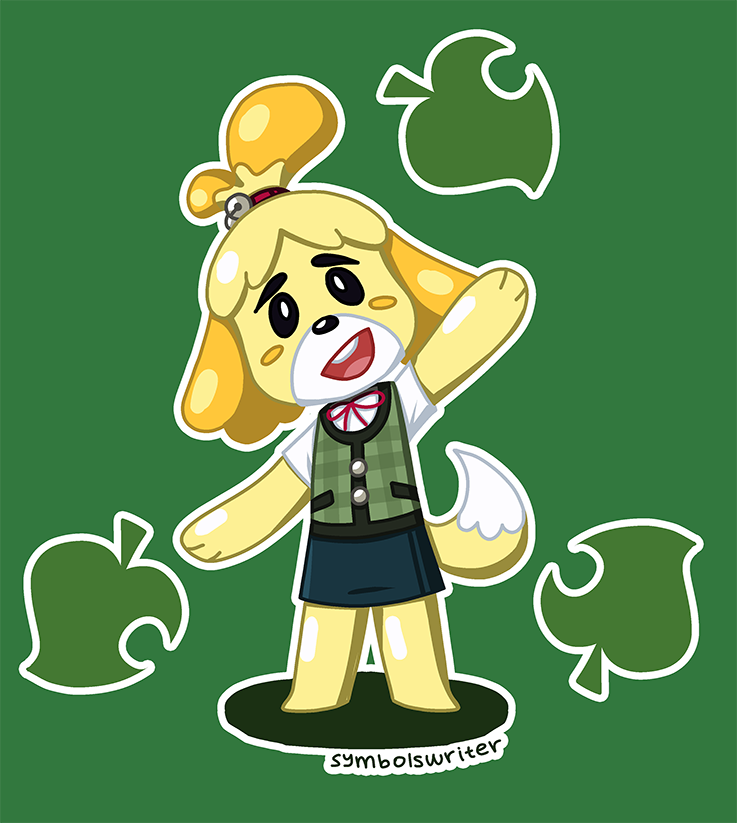 Isabelle by SymbolsWriter