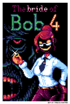 Pixelween 2021: The bride of Bob 4 by SymbolsWriter