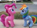 Rainbow Dash and Pinkie Pie: Contest Prizes!