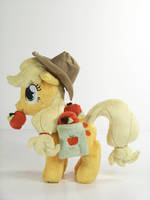 Mini Applejack with Accessories by eebharas