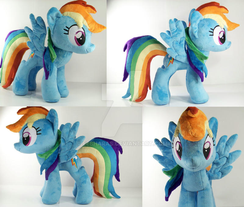 Rainbow Dash 3 by eebharas