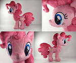 Pinkie Pie Loves to Party...and Snuggle.