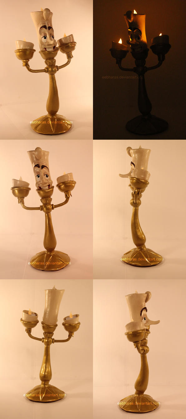 Lumiere Sculpture by eebharas