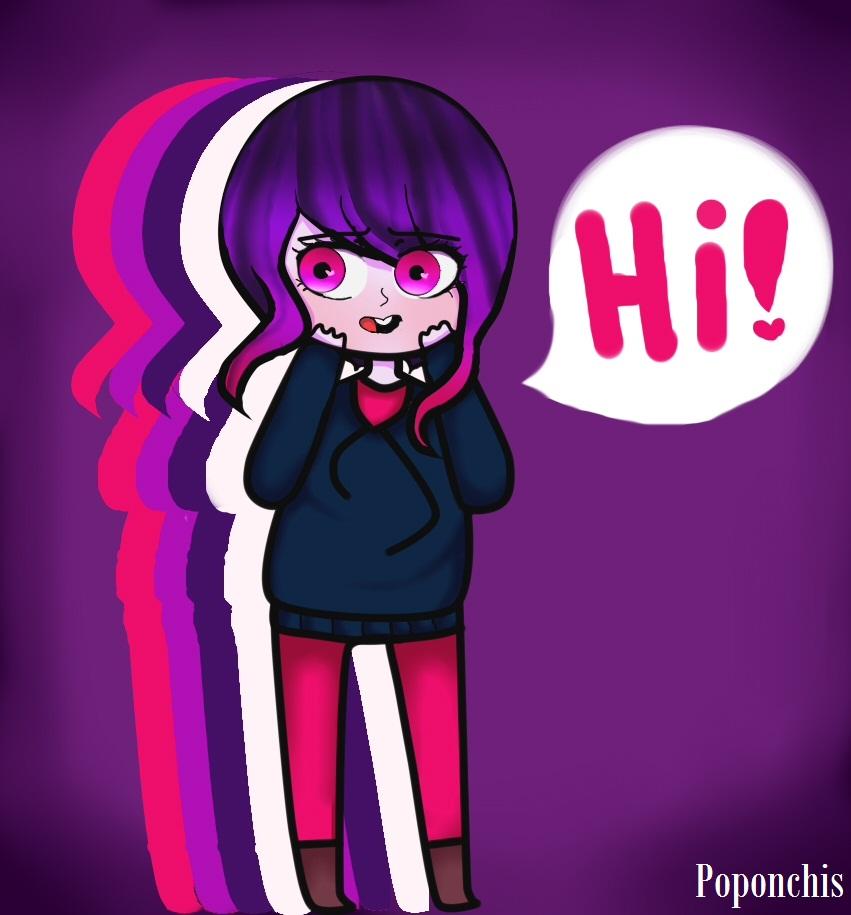 Hi! by Poponchis