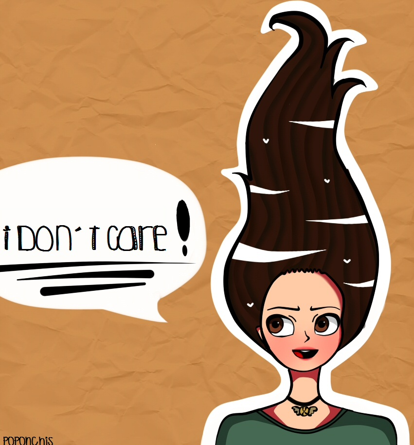 i dont care by Poponchis